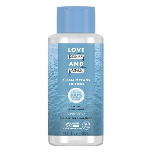 love beauty planet sea salt shampoo
