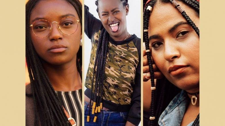 All Things Hair Braids with Beads