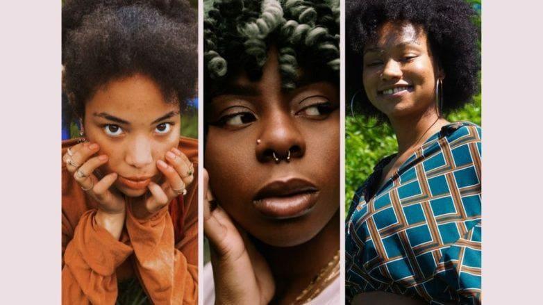 Afro Bangs All Things Hair