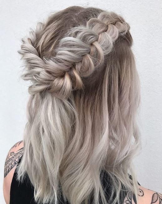 10 Braids For Short Hair To Fall In Love With