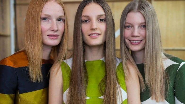 hair straightener brush long hair