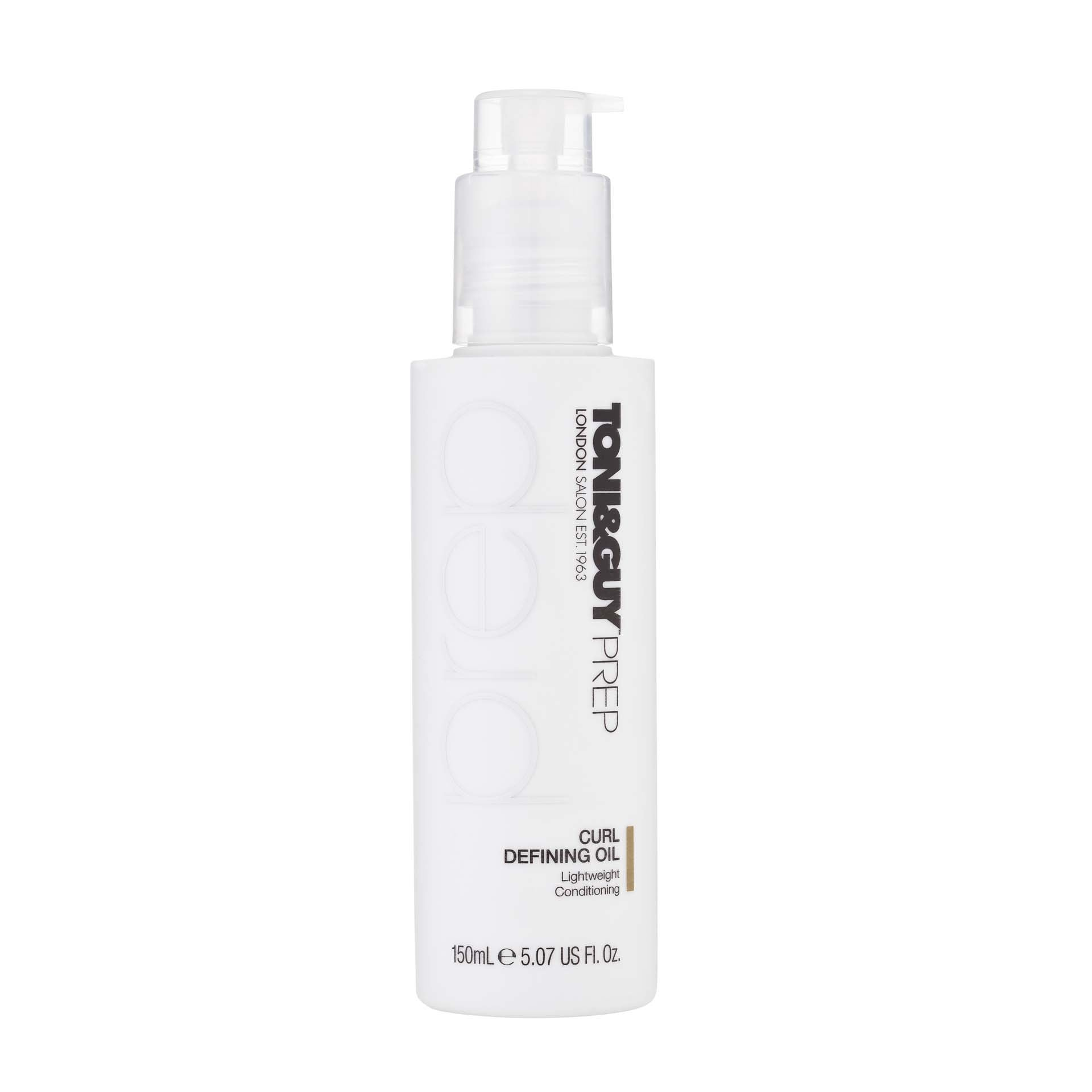 hair curling products toni and guy