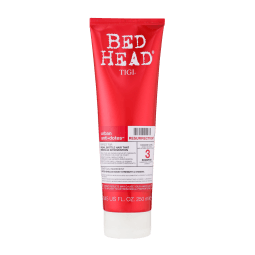 bed head UAD resurrection shampoo front view
