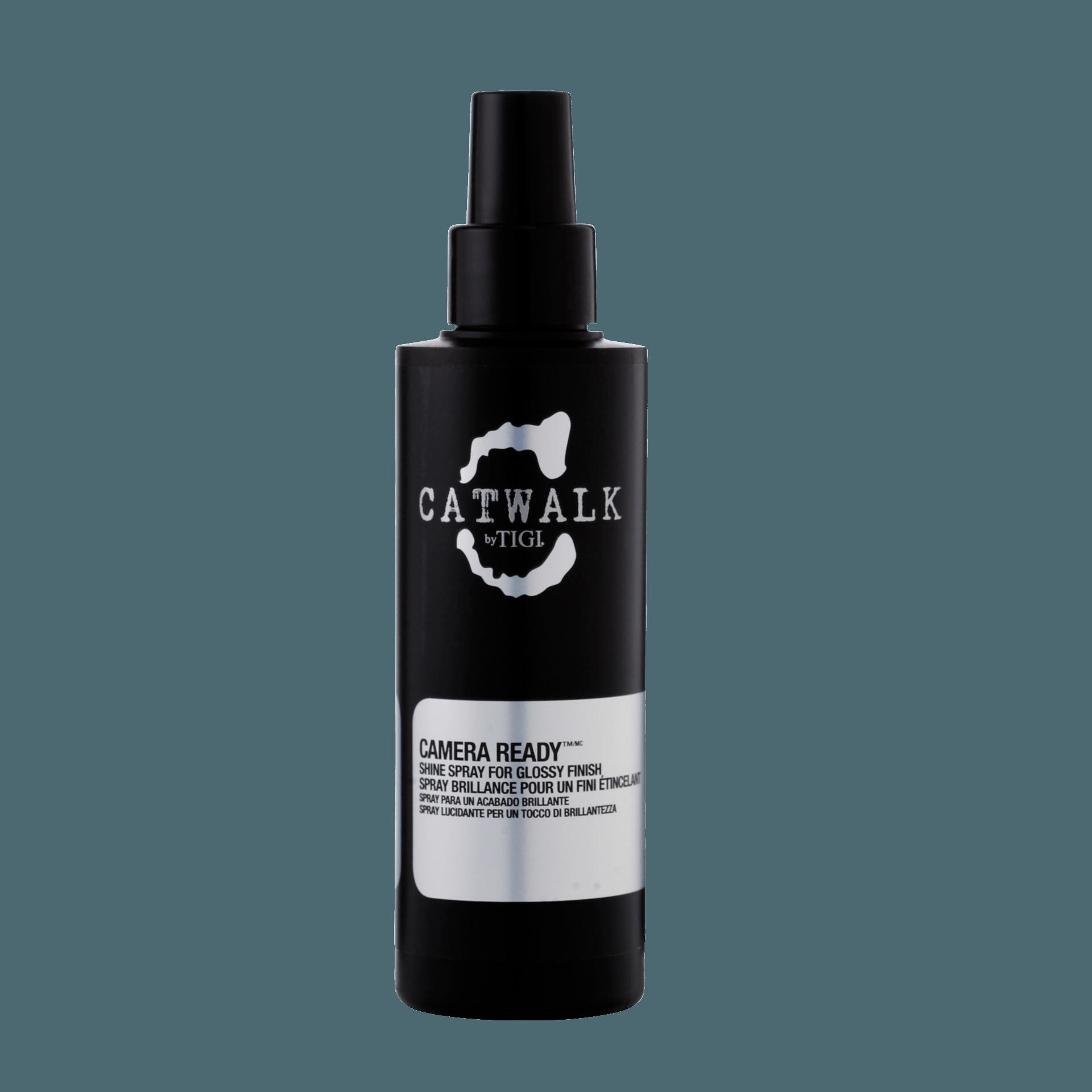TIGI Catwalk Camera Ready Shine Spray