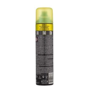 tresemme IR Cleansing Dry Shampoo rear view