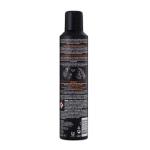 tresemme make waves creation hair spray rear view