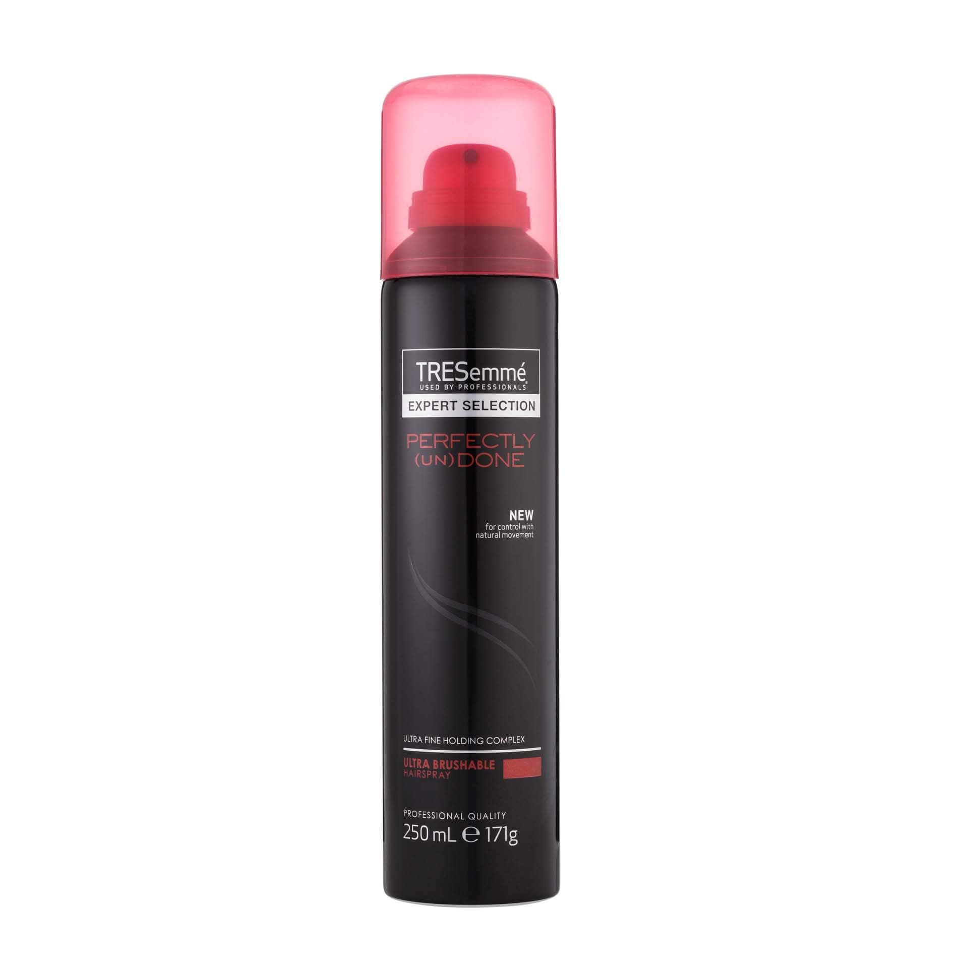 TRESemmé Perfectly (Un)Done Ultra Brushable Hairspray