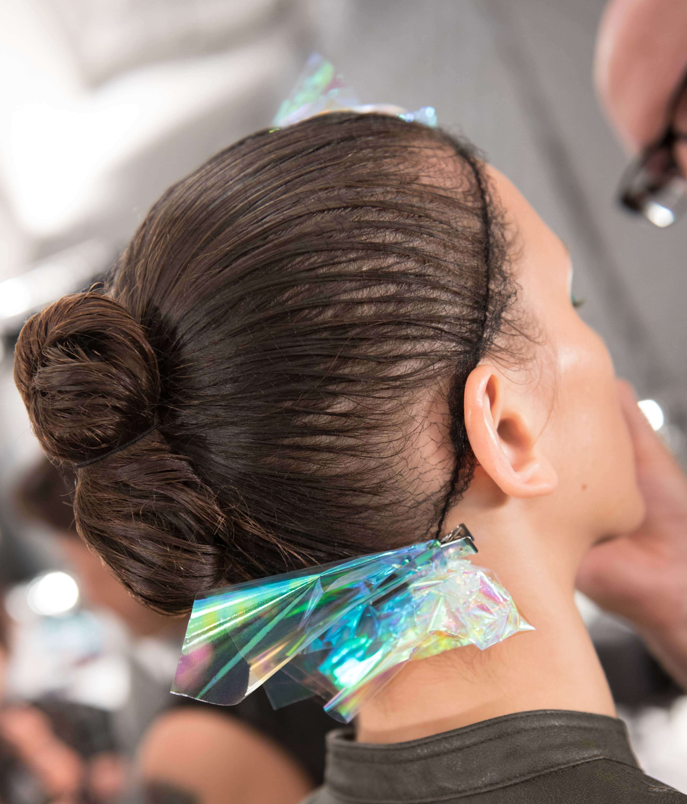 hairstyles for mid length hair: All Things Hair - IMAGE - double knot