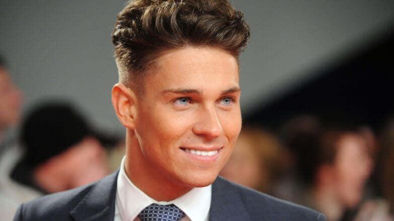 Joey Essex fusey haircut
