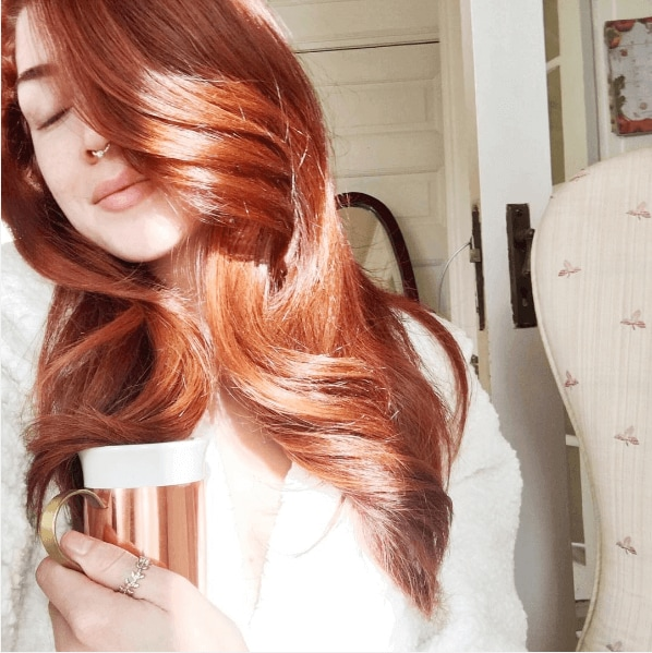 20 Top Ginger Hair Colour Ideas To Try Now