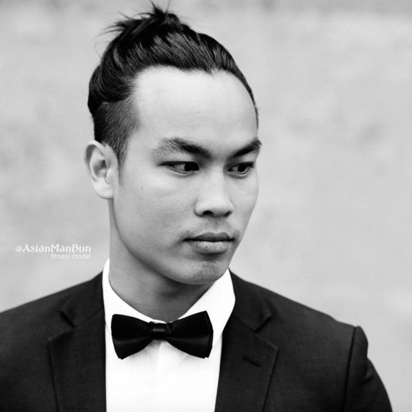 6 Trendy Asian men hairstyles from Instagram