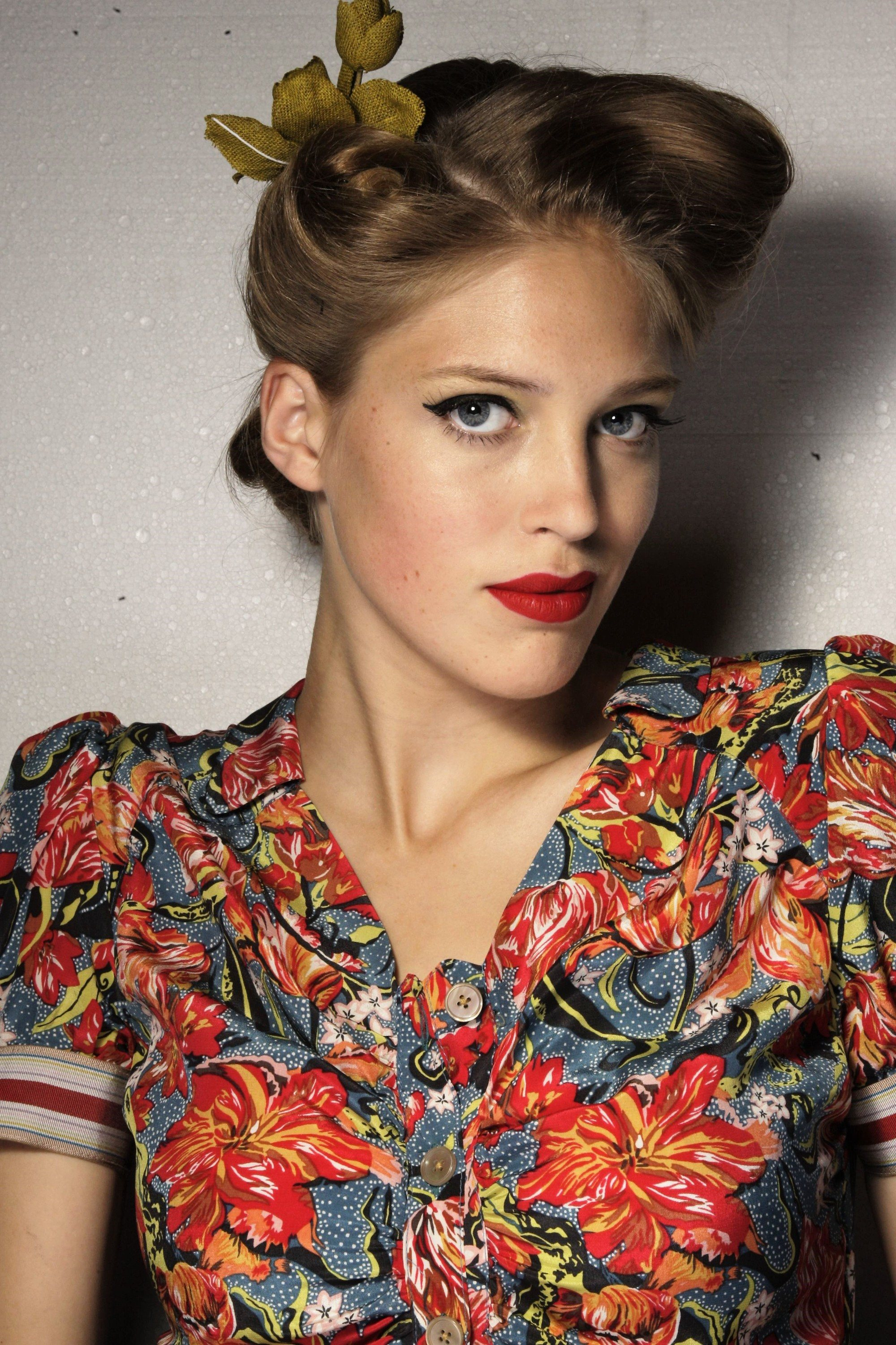 Vintage hairstyles for beginners: Know your eras with our