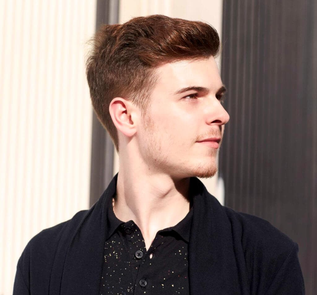 10 hairstyles for men with thick hair  all things hair uk
