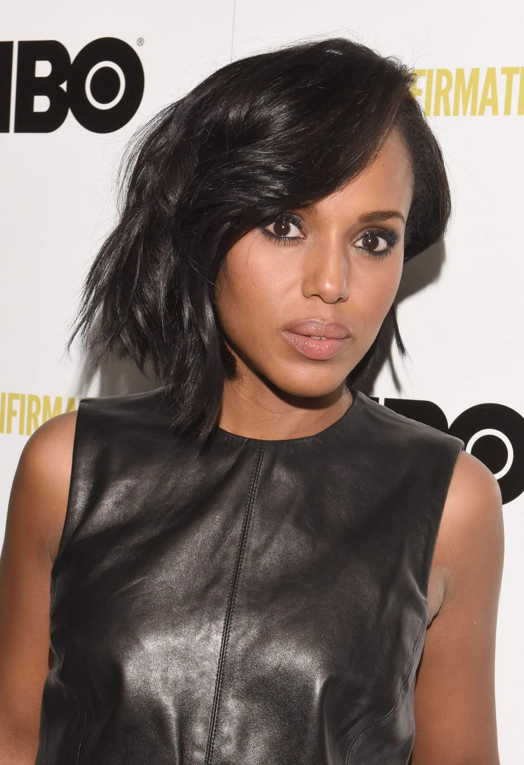 Kerry washington short bob hairstyles