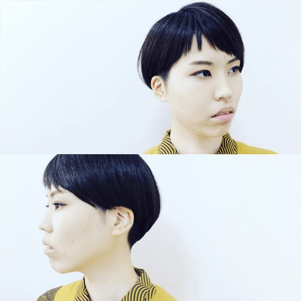 6 Of The Latest Short Hairstyles We Love From Instagram