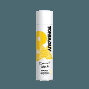 TONI&GUY Illuminate Blonde Shampoo