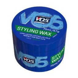 Product shot of the VO5 styling hair wax for men