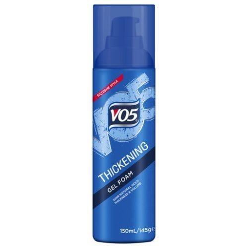VO5 Thickening Gel Foam