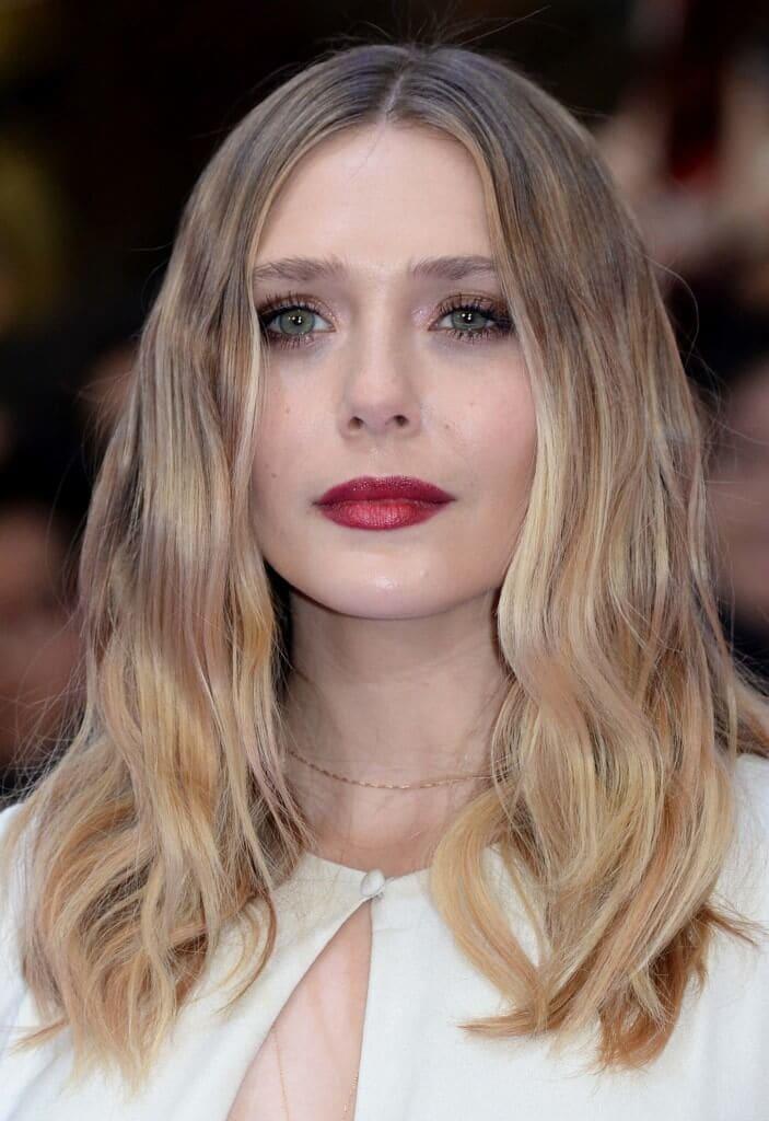 Medium-hairstyles-elizabeth-olsen