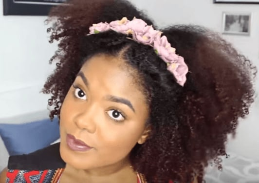 4 Festival hairstyles for natural hair from MiniMarley12 - All Things Hair