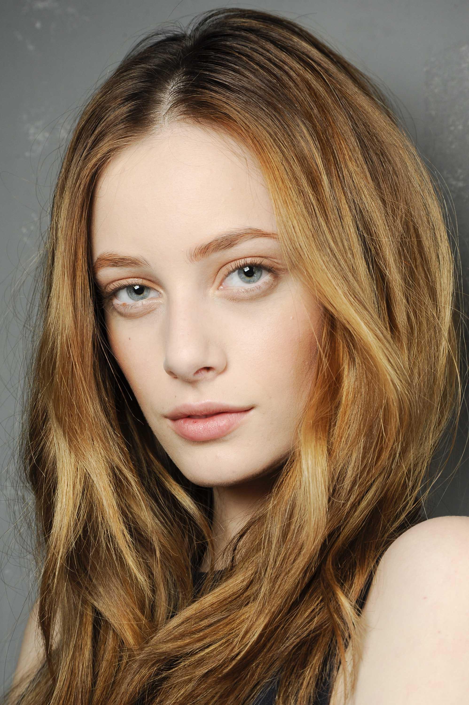Brown hair colour ideas: All Things Hair - IMAGE - tortoiseshell brown hair light