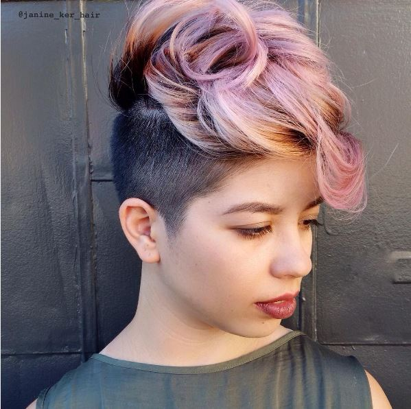 Fun hairstyles: All Things Hair - IMAGE - shaved pixie