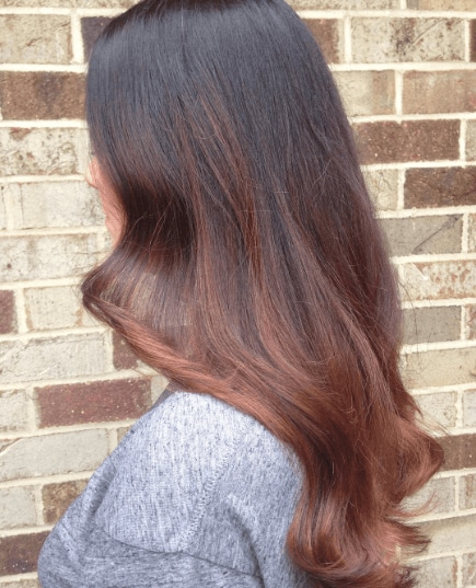 Dark hair looks: All Things Hair - IMAGE - Cinnamon