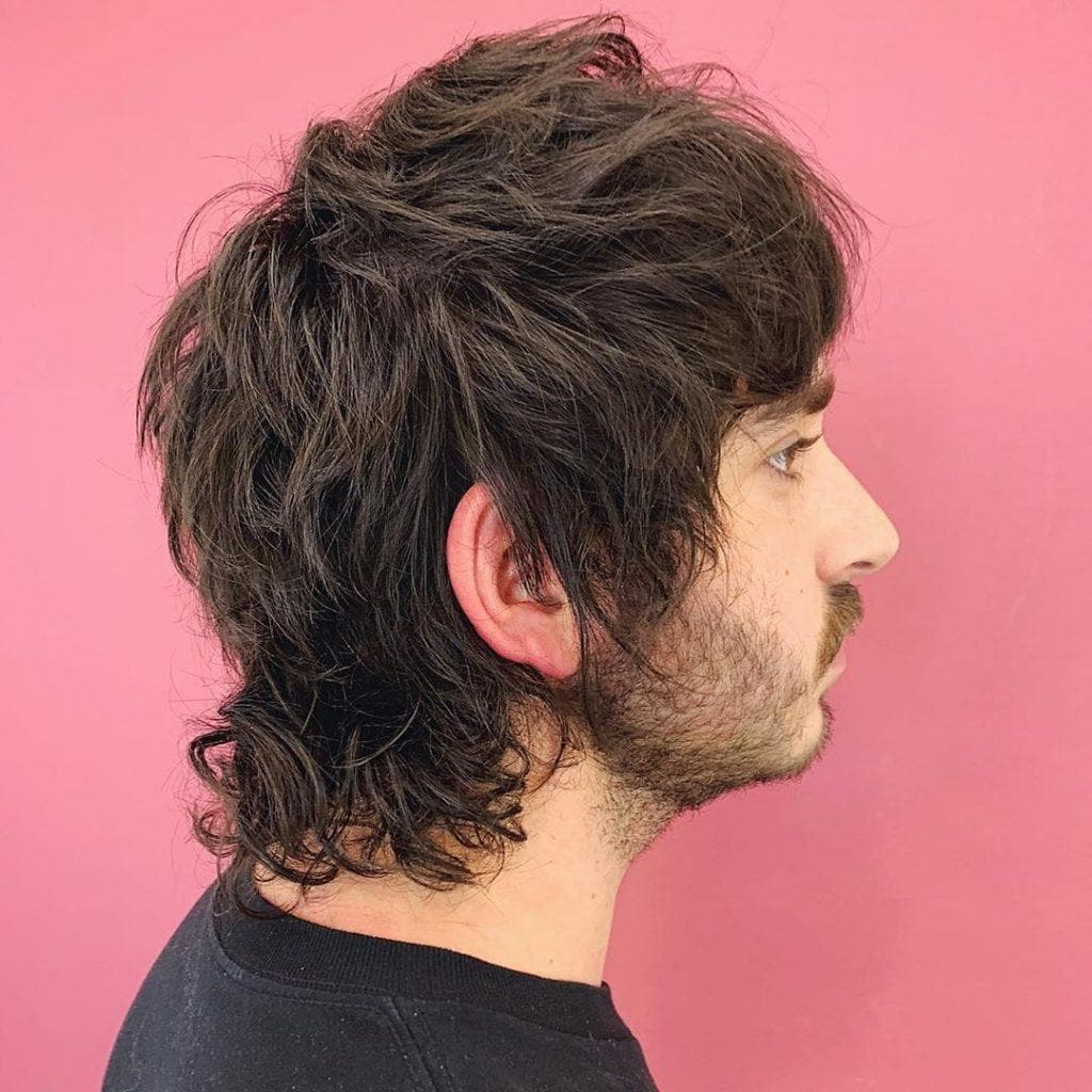 How To Grow A Mullet Haircut 10 Ways To Wear It 2020 Update