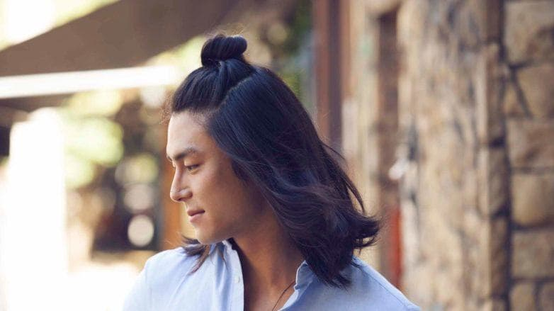 Asian Man Bun Tutorial With Picture Gallery 2020 Update