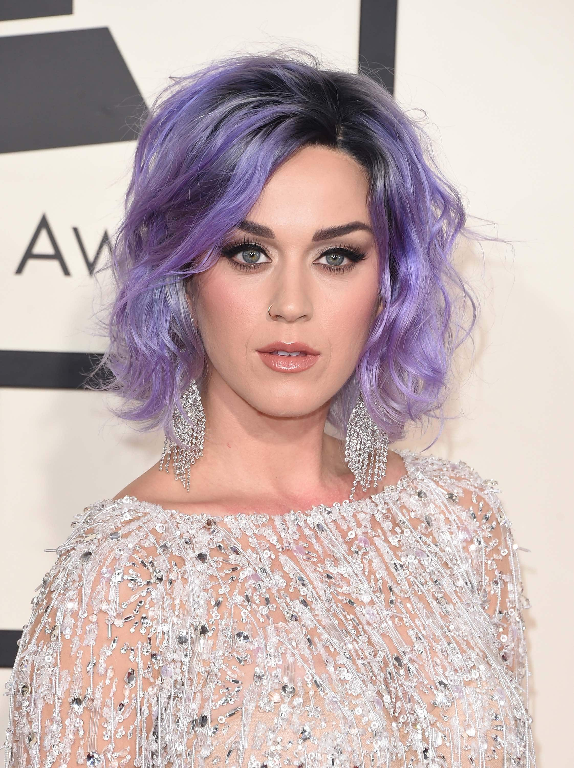 Purple Hair 15 Pretty Looks That Will Make You Want To Dye Your Hair