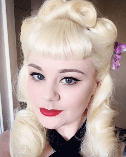 Get A Pin Up Hairstyle In 5 Easy Steps 13 Looks To Try