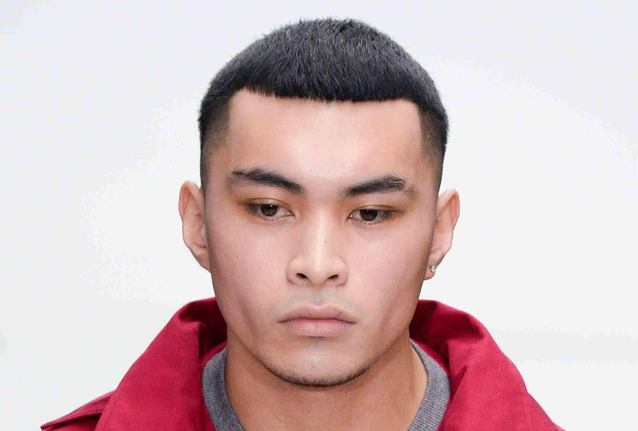 undercut fade hairstyle for men