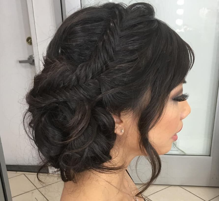 Wedding Hairstyle Courses: 7 Asian Bridal Hairstyles That'll Make You Look 10/10 On
