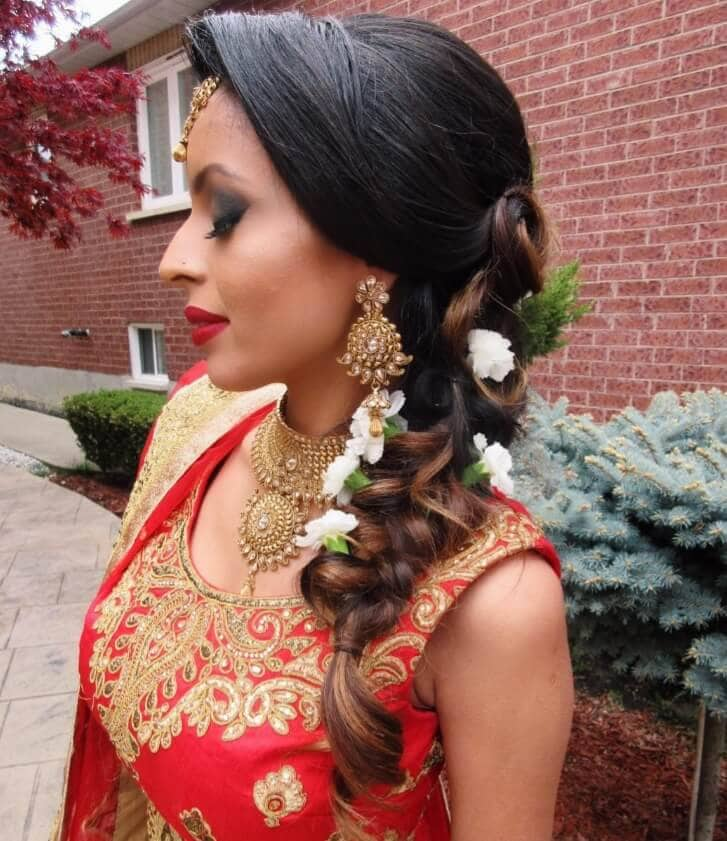 7 Asian Bridal Hairstyles That Ll Make You Look 10 10 On The
