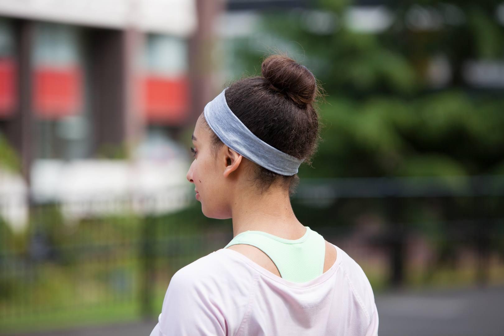 Ways to do your hair: ballerina bun