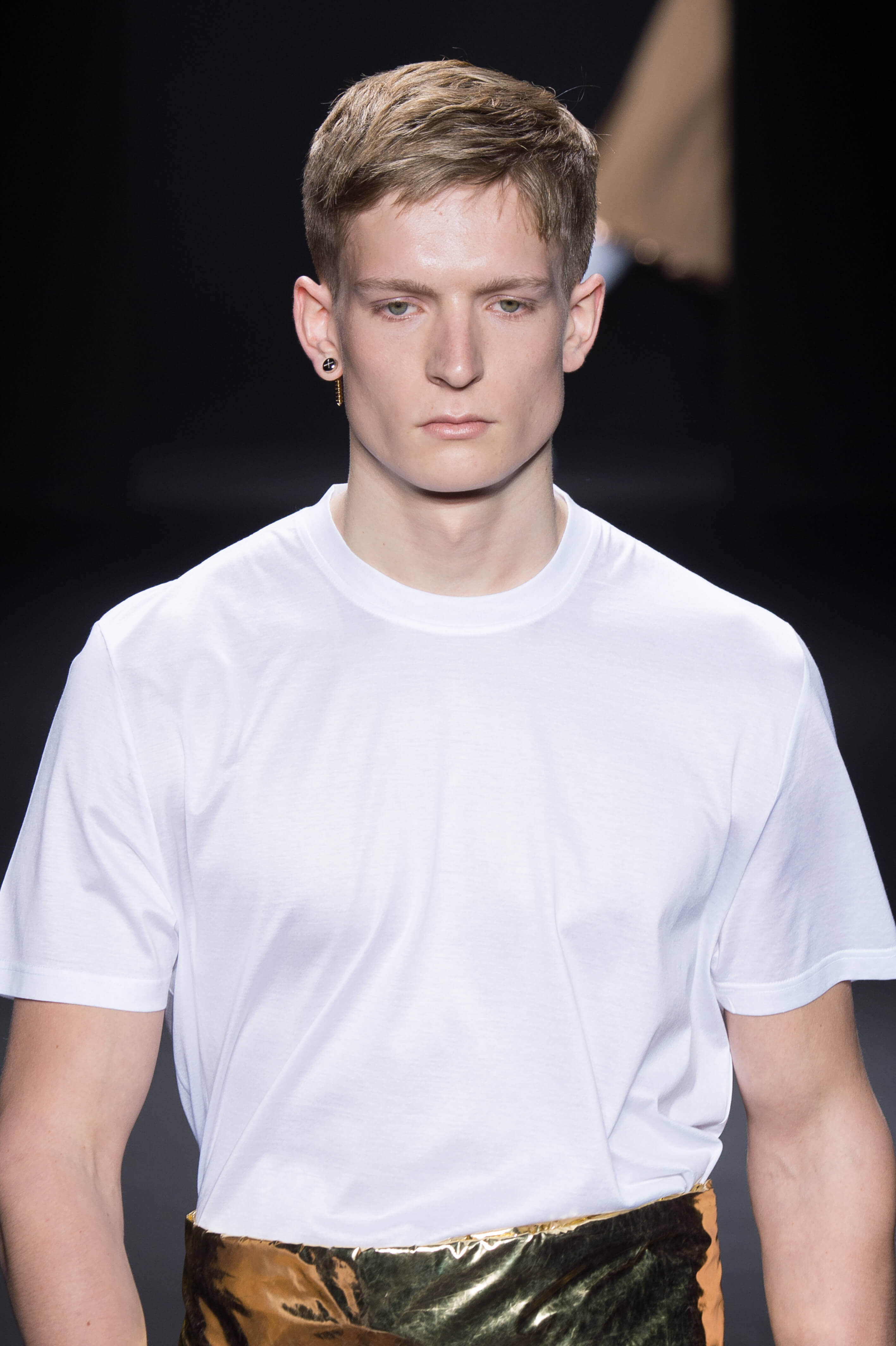 Hairstyles for balding men the short classic crop