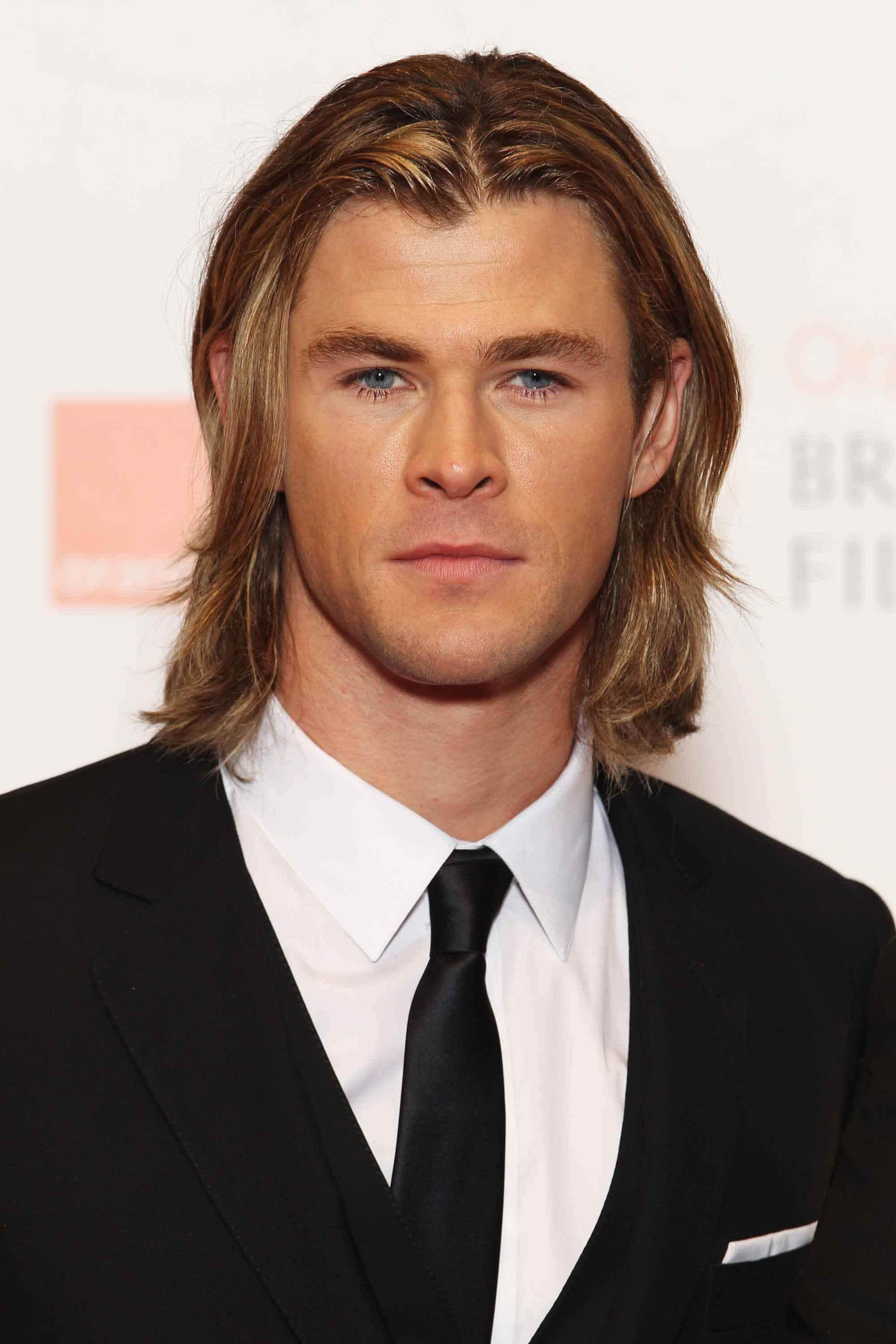 8 celebrity men with long hair you need to copy (inspo ...