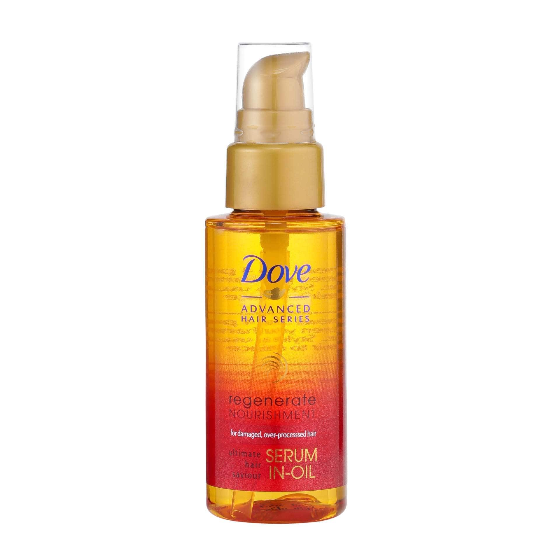 Dove Advanced Hair Series Regenerate Nourishment Serum-In-Oil