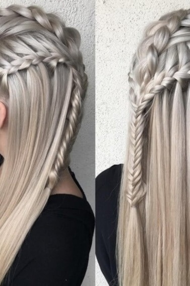 The Best Khaleesi hair: Epic Braids & Game of Thrones hairstyles