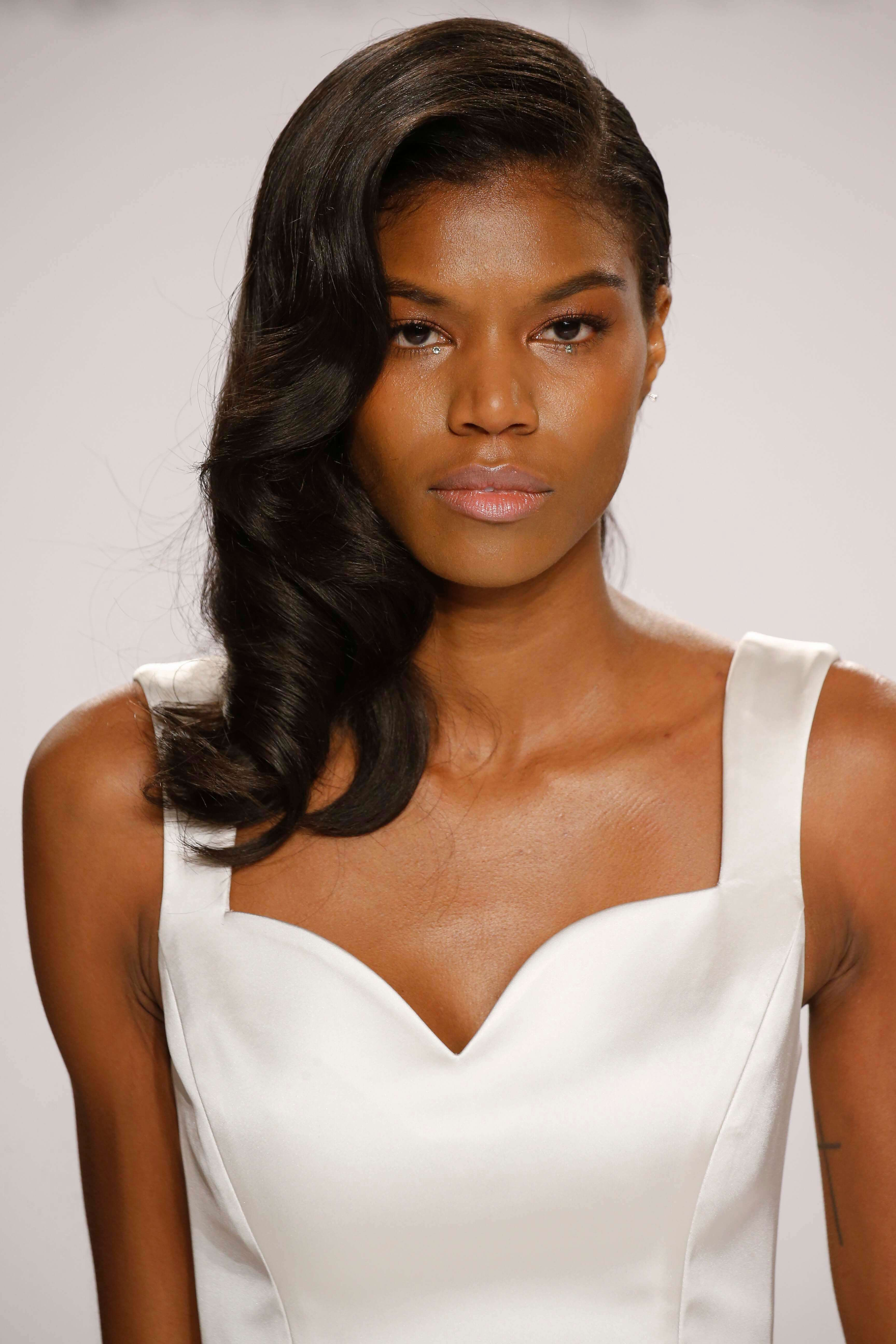Beautiful Black Wedding Hairstyles All Brides To Be Will Love