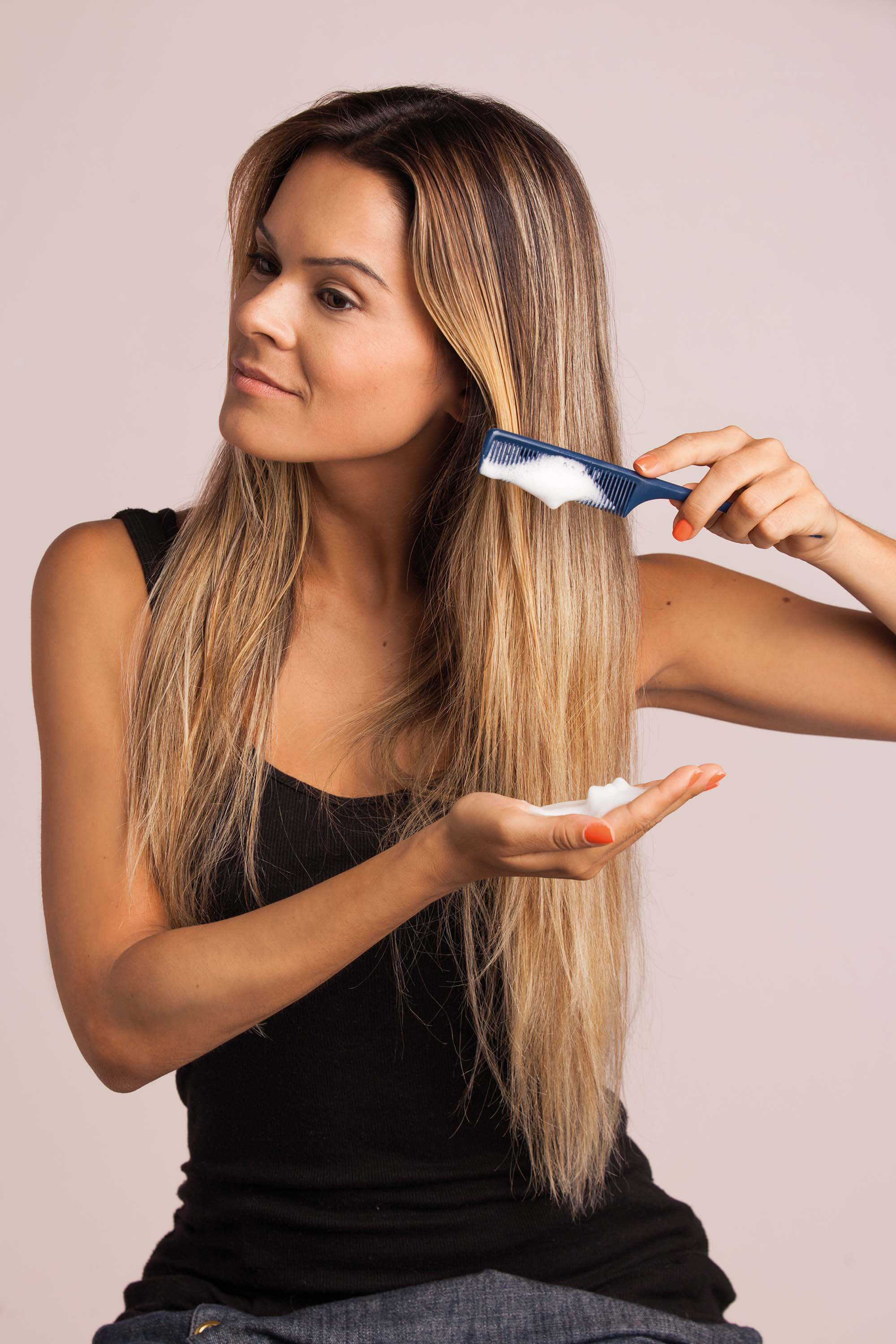 How To Use Hair Mousse For Best Results