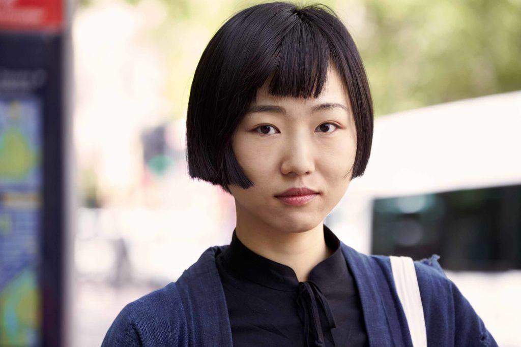 Fashionable haircuts: bob haircut on Asian hair