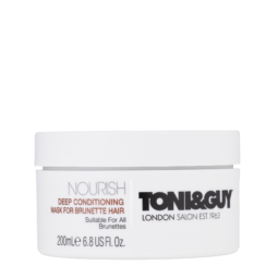 toni guy nourish deep conditioning mask for brunette hair