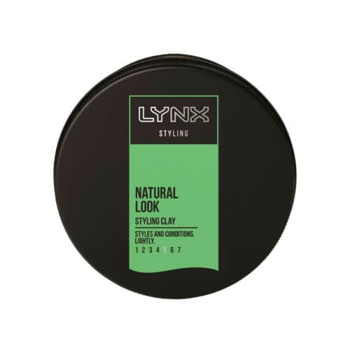 lynx natural look styling clay