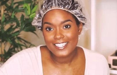 halo Goddess braid: wash and condition hair