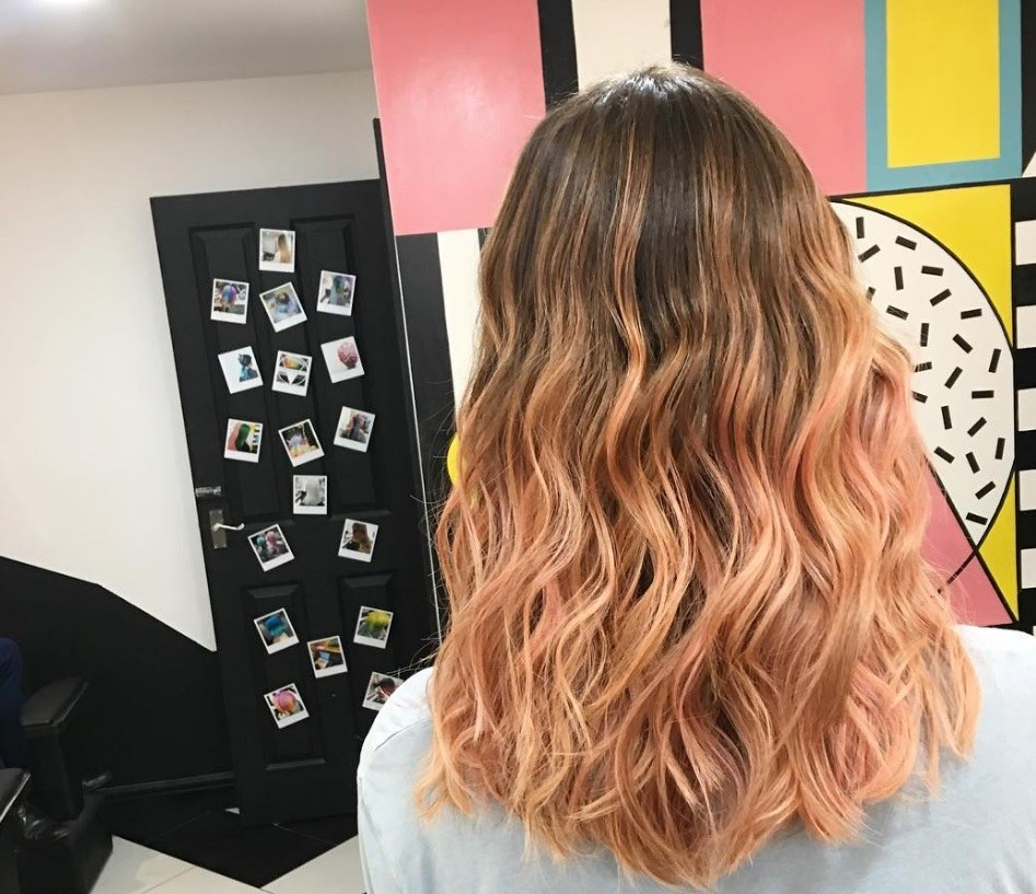 hair colours: All Things Hair - IMAGE - pastel colour trend