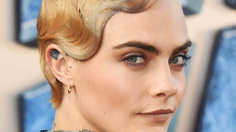 12 Modern Celebrities Who Have Rocked 1920 S Hairstyles All Things Hair