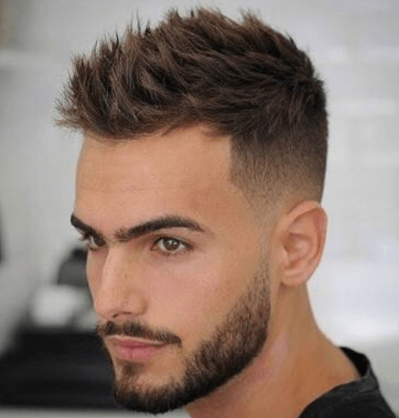 20+ Stylish Hairstyles For Men With Round Faces (2019 Update)