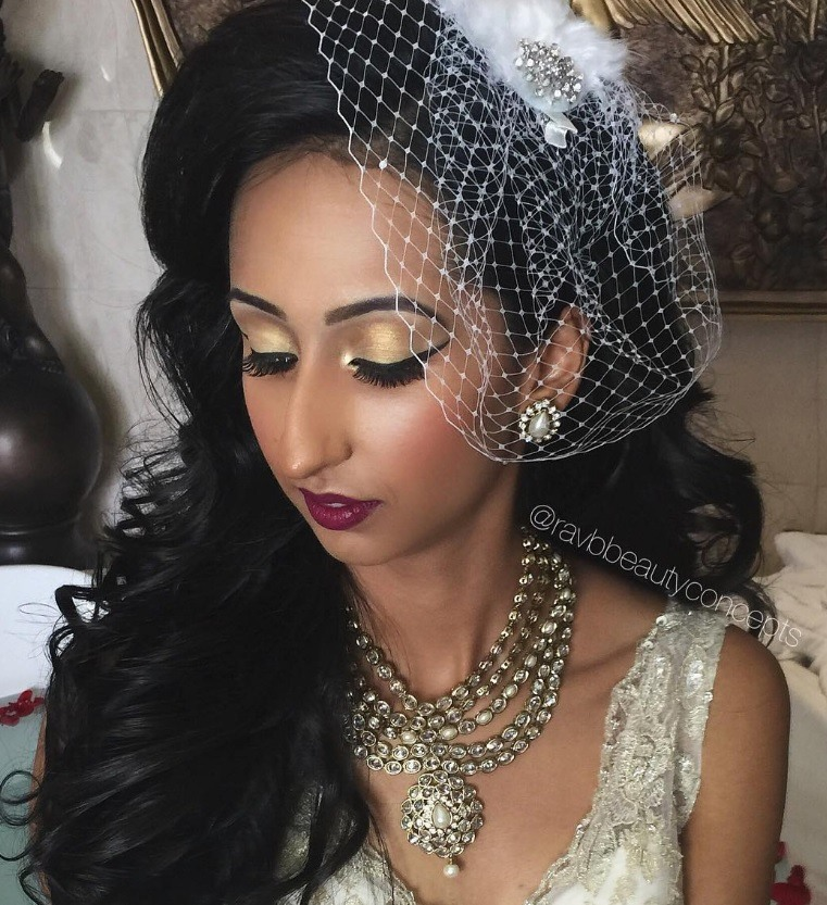 Wedding Hairstyles Asian Hair: 17 Of The Best Indian Wedding Hairstyles For Your Big Day