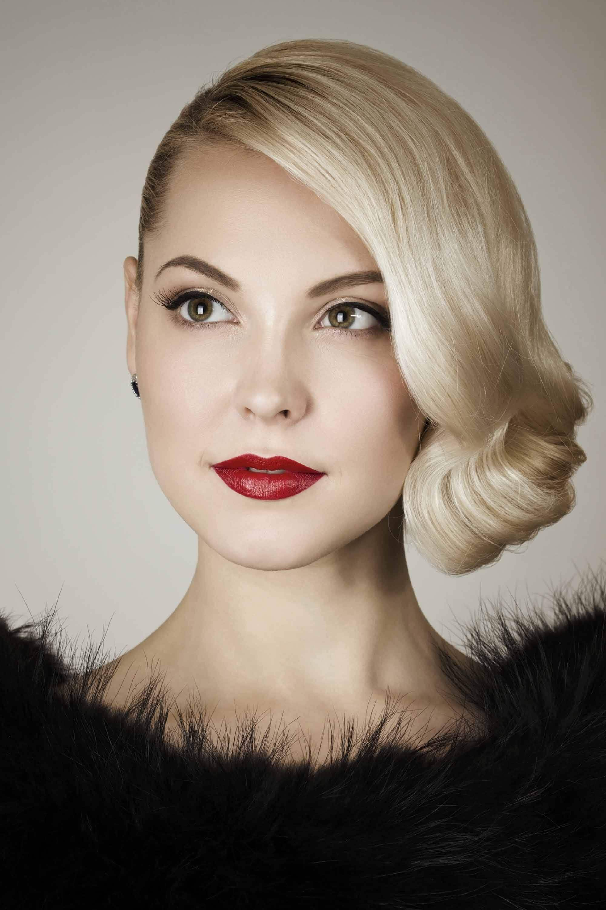11 Glam Great Gatsby Hairstyles For Halloween And Beyond